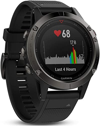 Garmin fēnix 5 review