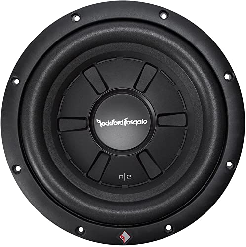 Rockford R2 Fosgate Ultra Shallow DVC 4 Ohm Subwoofer review