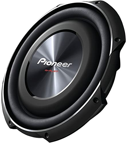 """PIONEER TS-SW3002S4 12"""" 1,500-Watt Shallow-Mount Subwoofer review"""