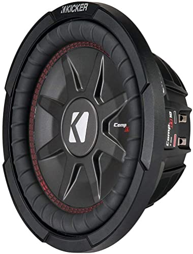 """Kicker 43CWRT102 10"""" CompRT 2-Ohm Subwoofer review"""