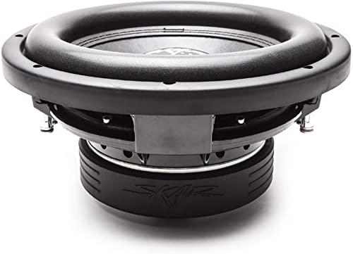 """Skar Audio 800W VD-10 D2 10"""" Shallow Mount 2 Ohm Subwoofers Review"""