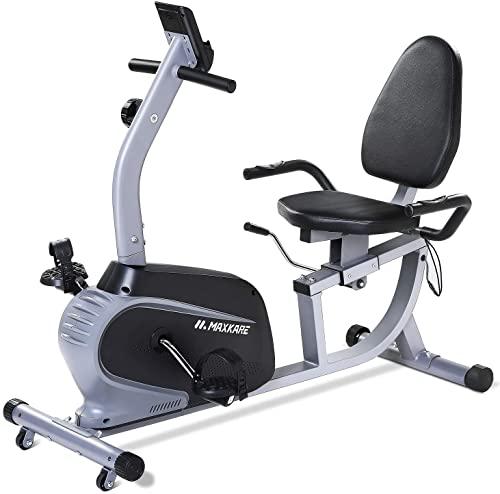 Maxkare Recumbent Exercise bike review