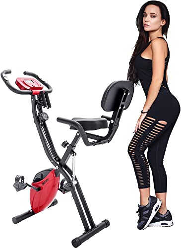 Merax 3 3 in 1 Adjustable Recumbent bike with Arm Bands review
