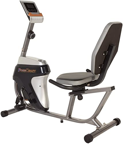 Fitness Reality R4000 Magnetic tension Recumbent Bike review