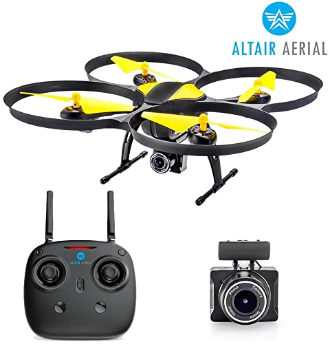Altair Aerial 818 Hornet Beginner Drone with Camera review