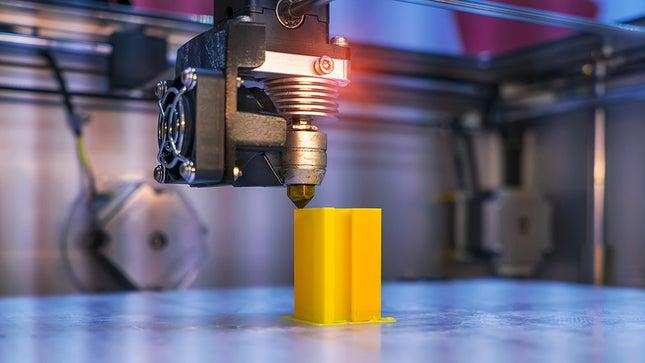 Automatic 3D Printer