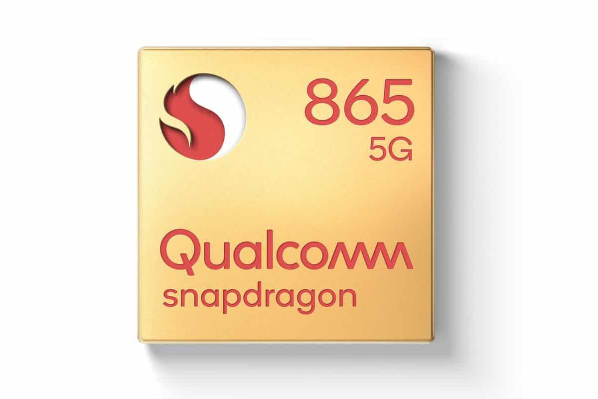 Snapdragon 865 Processor