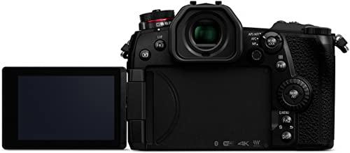Panasonic LUMIX G9 4K Digital, sensor camera review