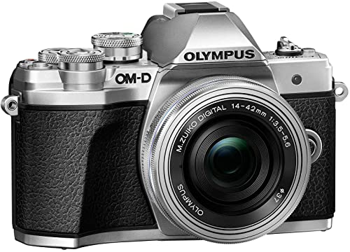 Olympus Mirrorless OM-D -M10 Mark III camera Kit review