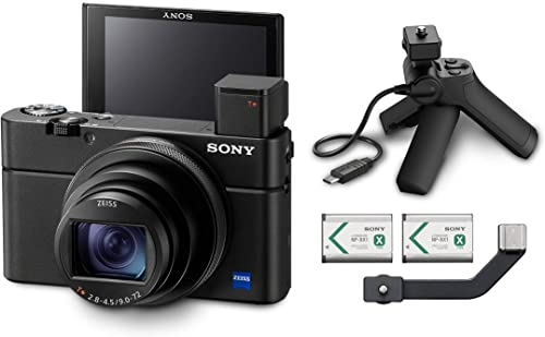 Sony Camera RX100 VII Shooting Grip Kit review