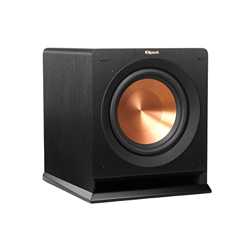 Klipsch R-110SW 10 inch Subwoofer review