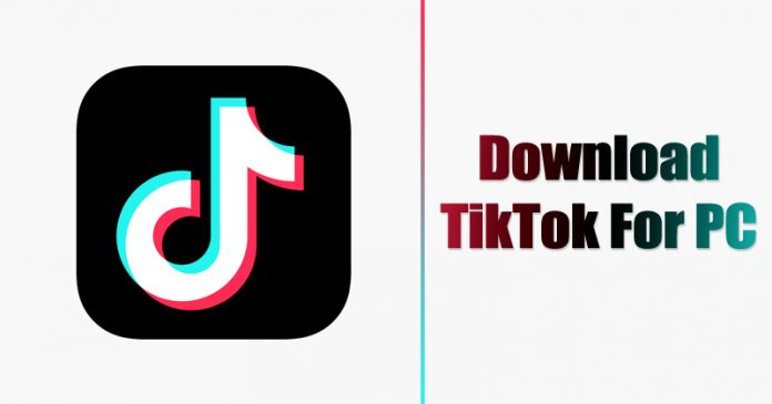 How to Download and Use TikTok On PC in 2020