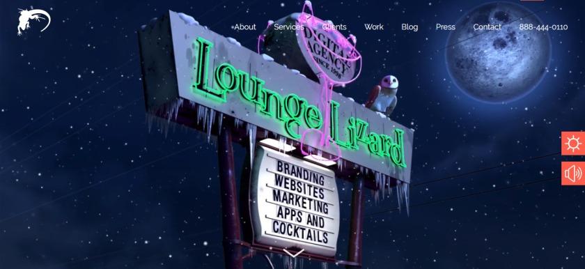 Lounge Lizard agency for education