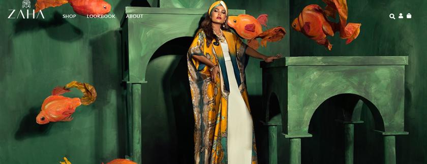 zaha-lookbook-in-fashion-industry