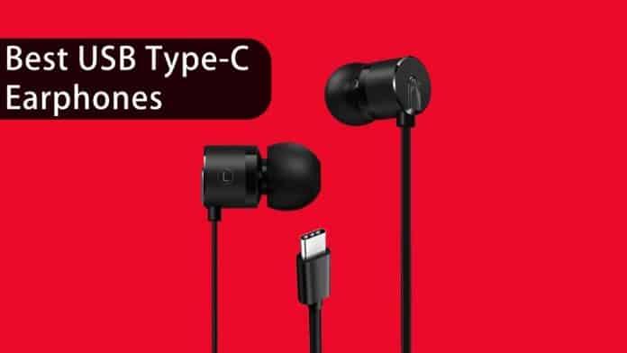 type c earphone
