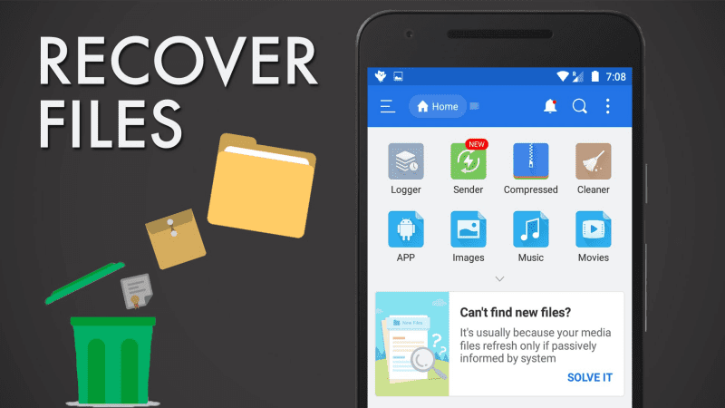 How To Recover Deleted Photos & Videos From Android in 2020